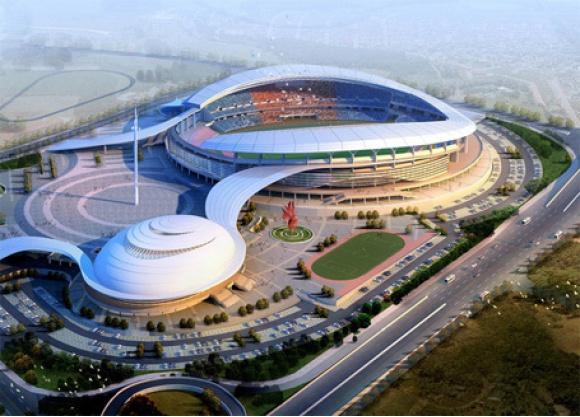 南京体育学院体育馆